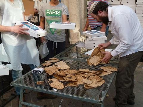 festival matsa jerusalemfutee