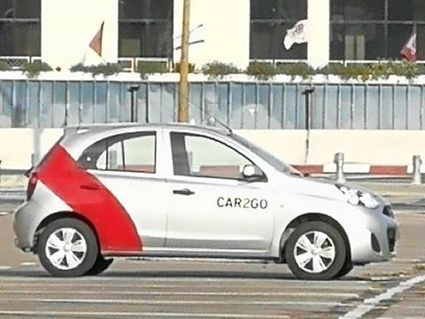 Car2go Jerusalem jerusalemfutee