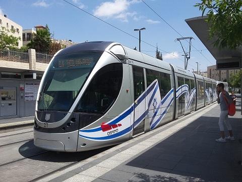 lightrail jerusalem-jerusalemfutee