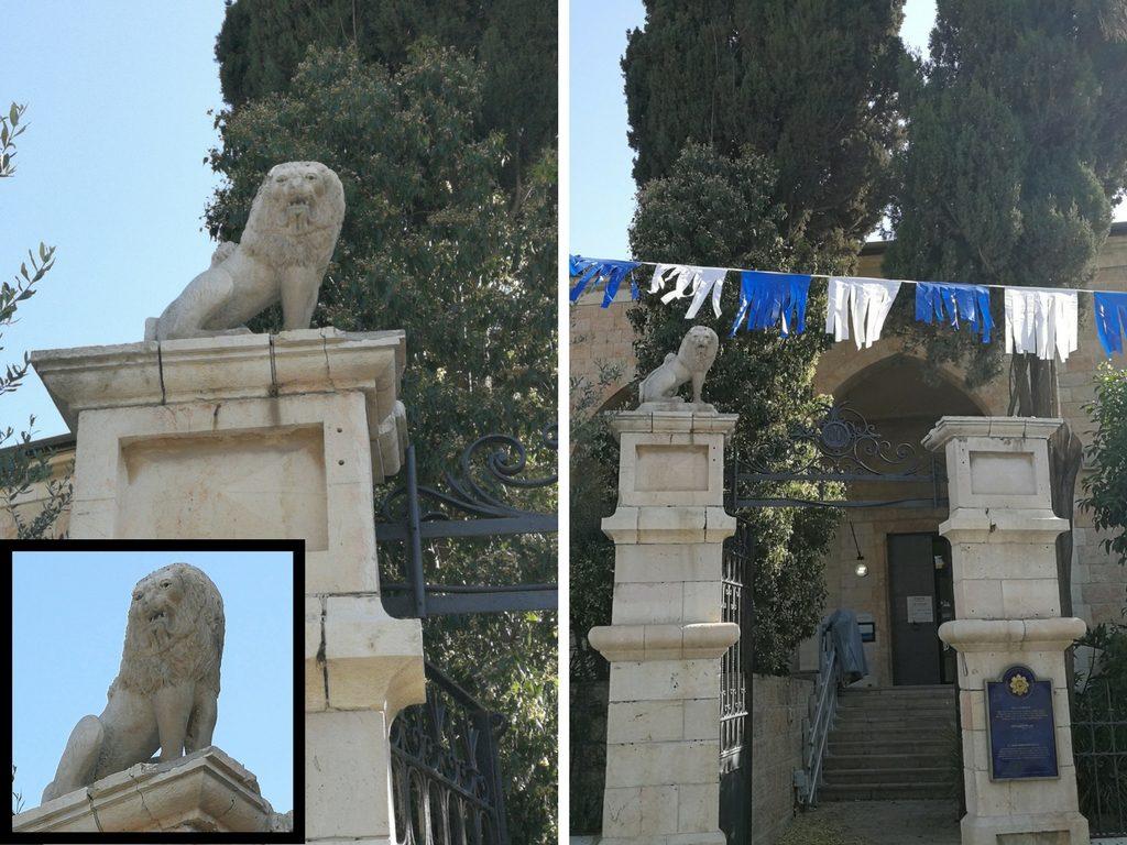 lion jerusalem 2