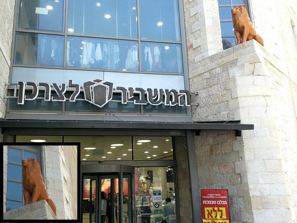 lions jerusalem 3