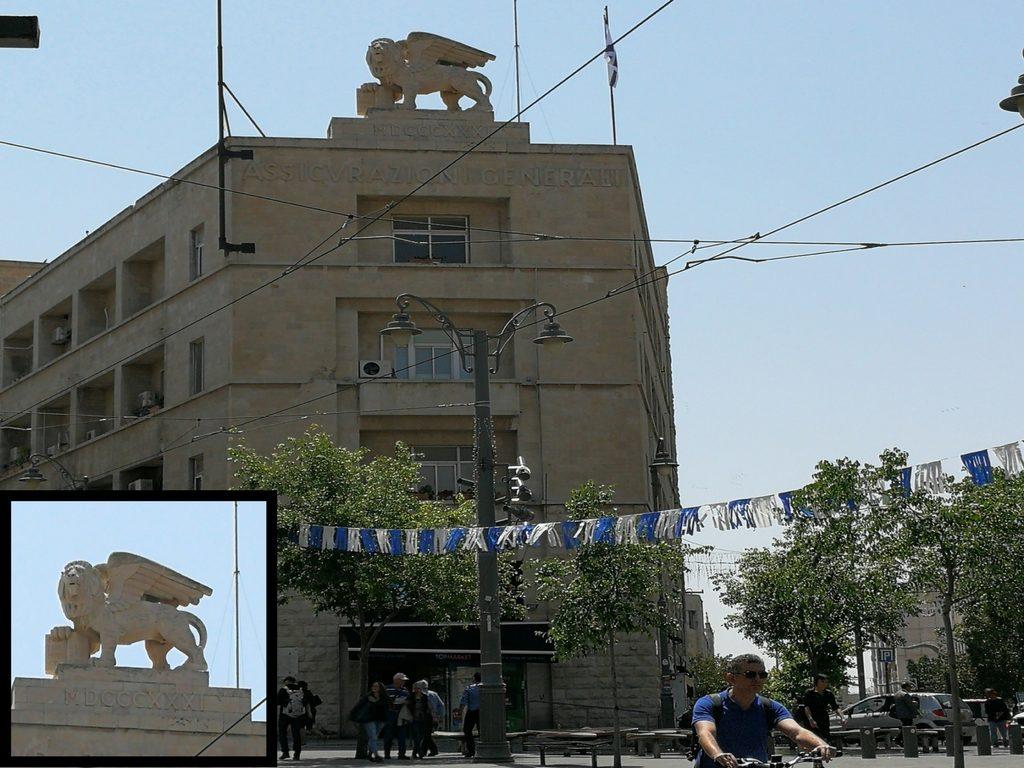 lions jerusalem 4