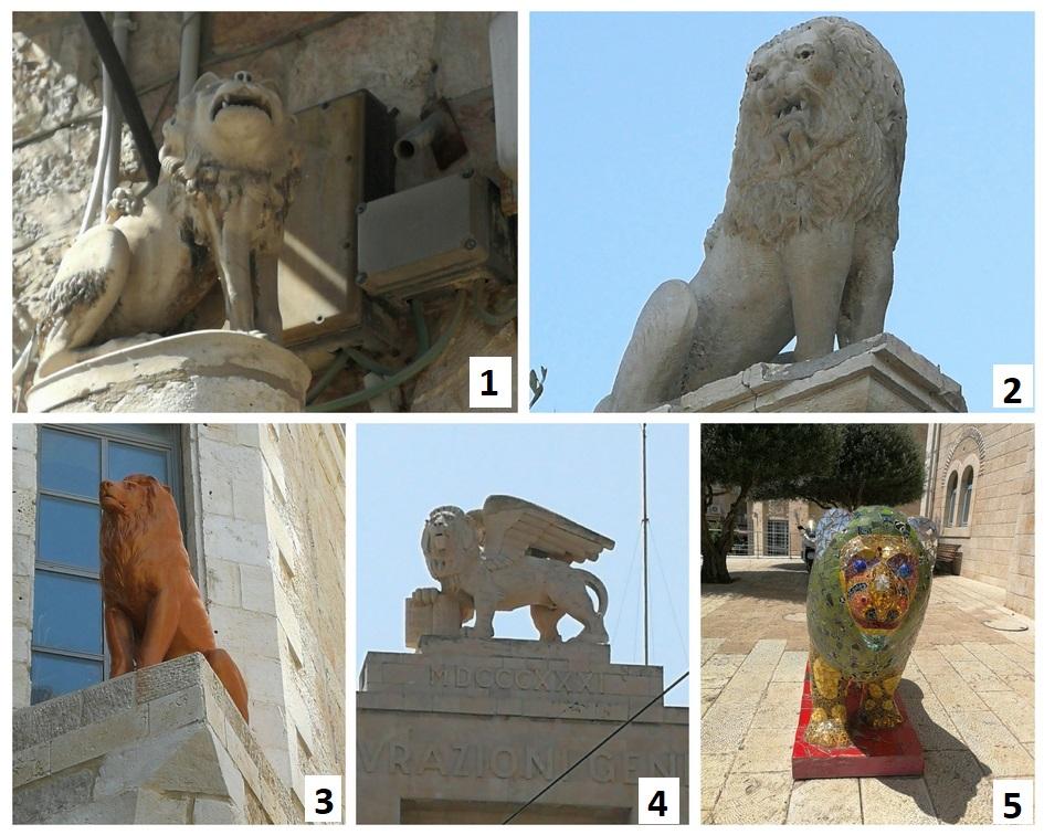 lions jerusalem