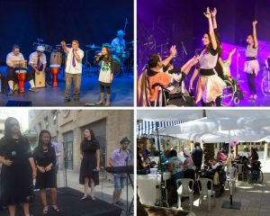 festival tzamid jerusalem