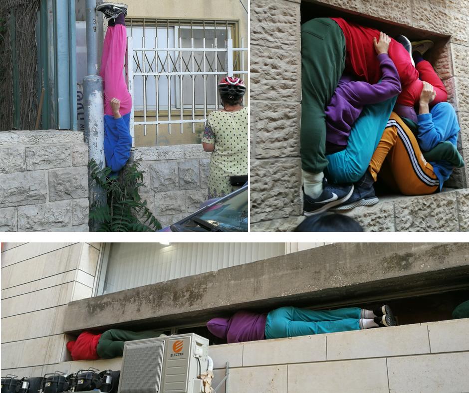 bodies urban spaces6