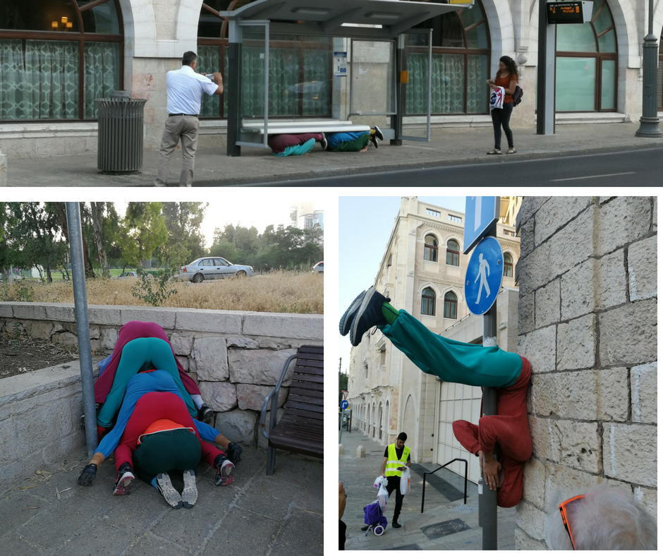 bodies urban spaces11