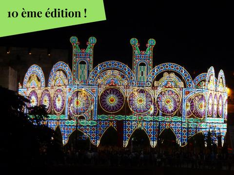 festival lumière Jérusalem