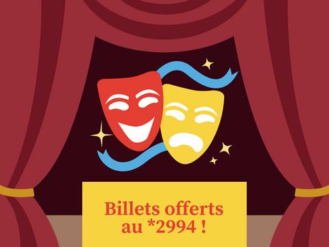 theatre gratuit