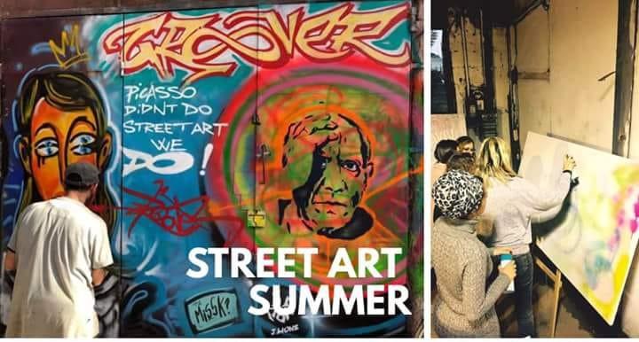 street art dan groover