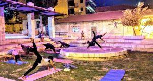 yoga hillel