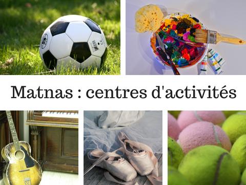 matnas centre d'activités