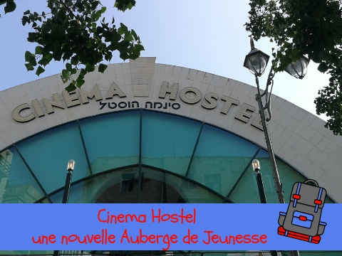 auberge jeunesse cinema hostel