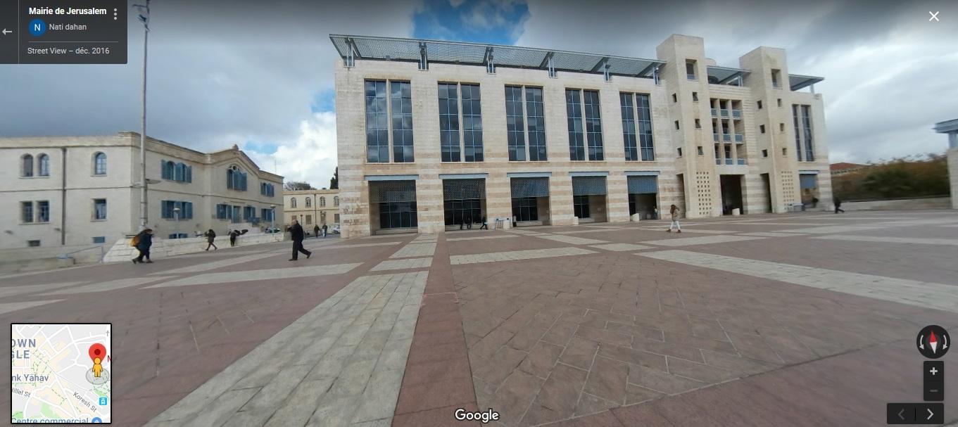 street view mairie