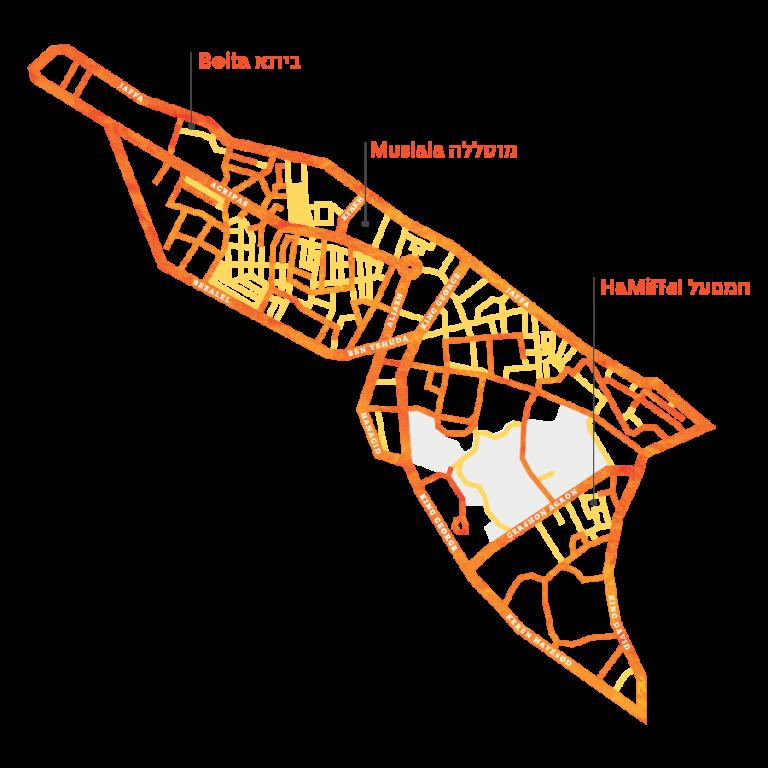 artiste map
