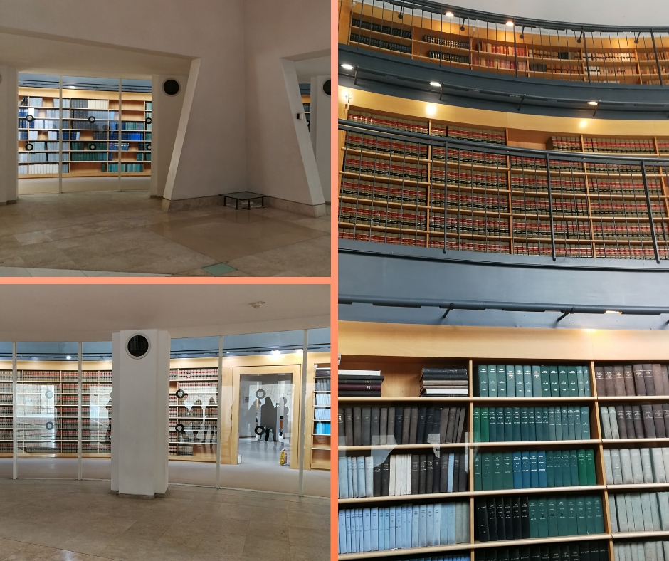 cour supreme bibliotheque