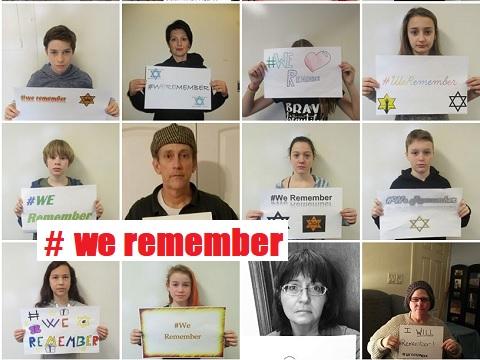 shoah we remember