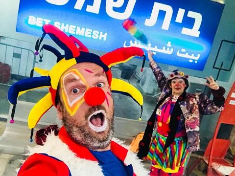 clowns tsaala