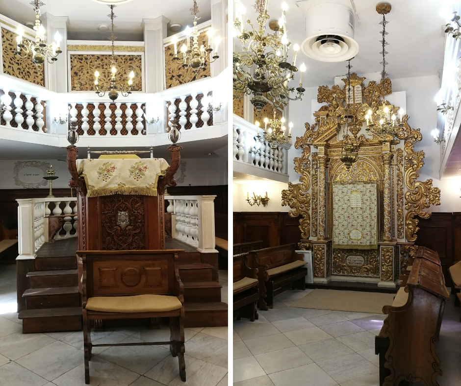 musee italien synagogue