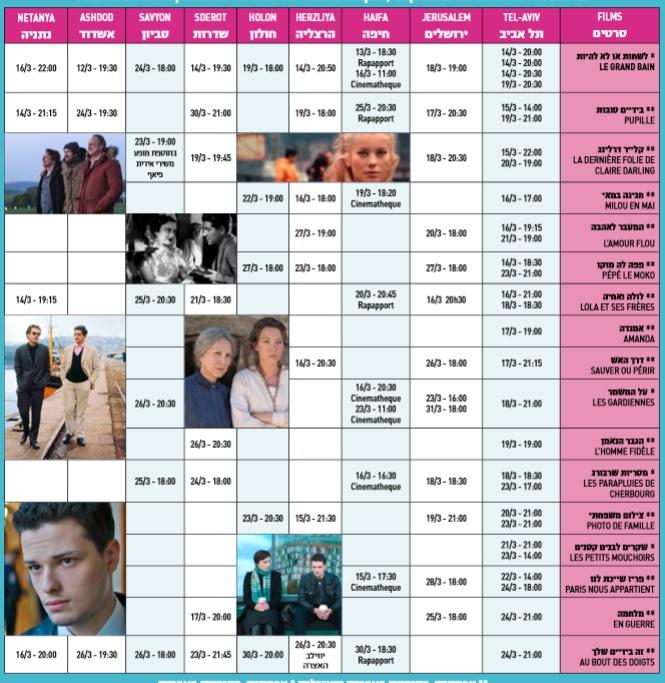 festival film français 2019
