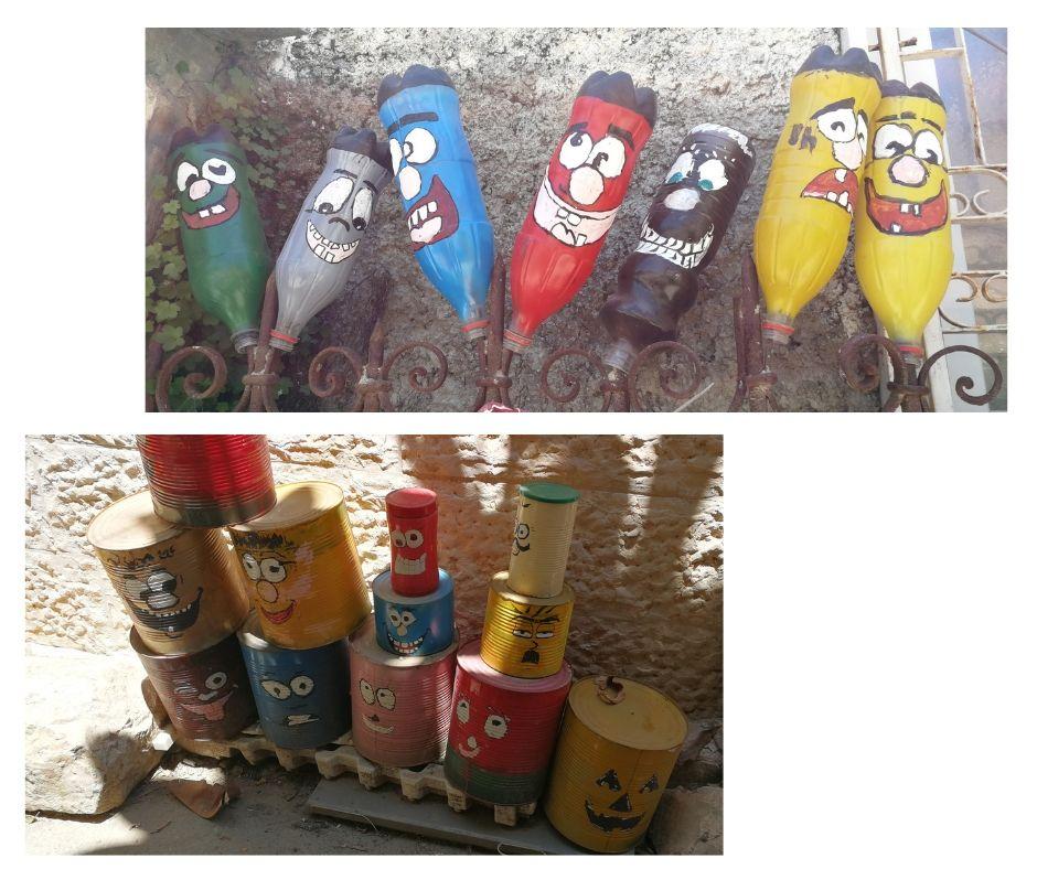 street art visage