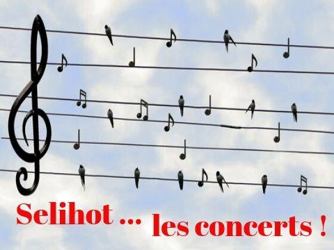 selihot concert 2019