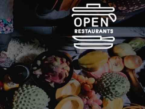 open restaurant 2019
