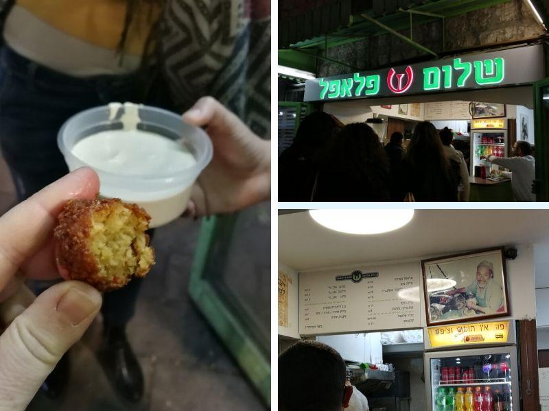 shalom falafel