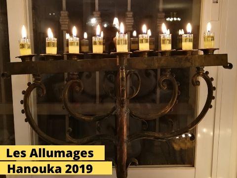 allumage hanouka 2019