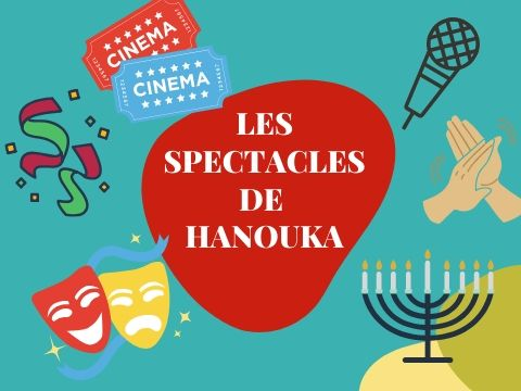 spectacles hanouka 2019