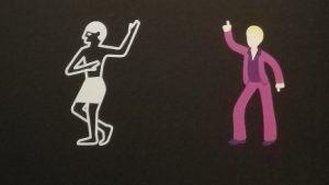 emoj danser