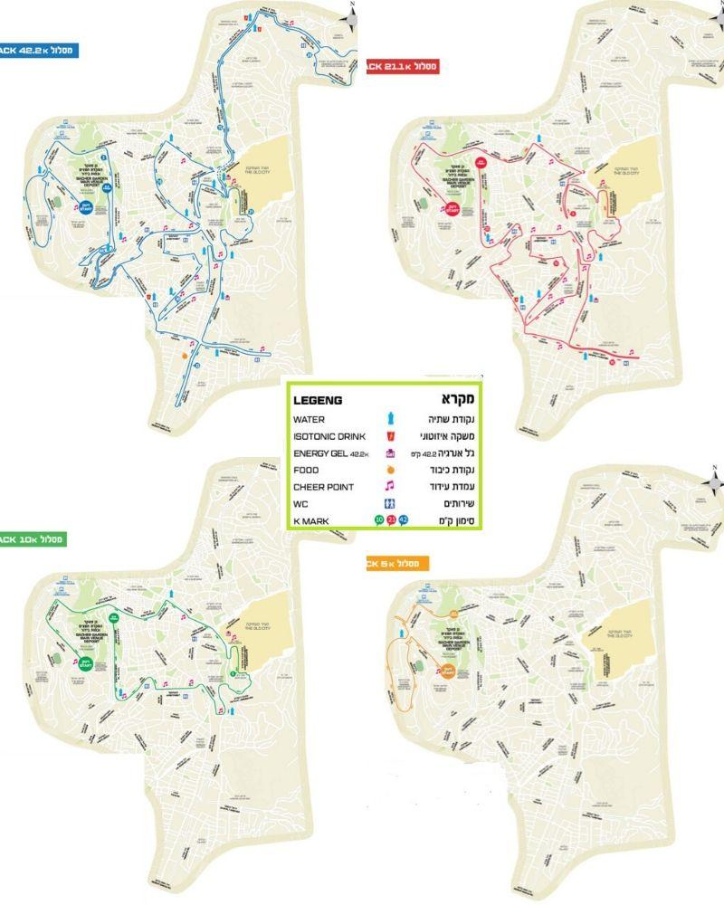 marathon map 2020