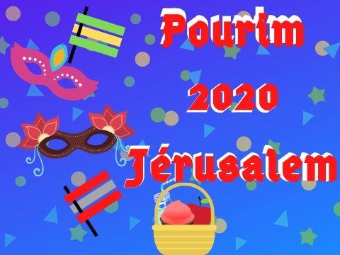 pourim 2020