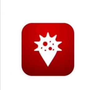 track virus logo