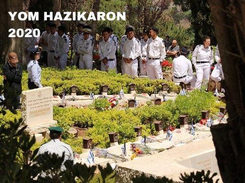 Yom Hazikaron 2020