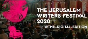 writer festival 2020 lecture