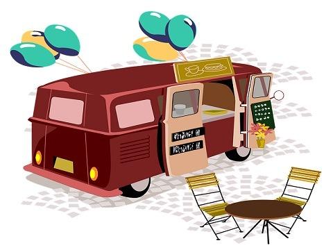 food trucks 2020