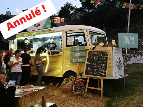 food-trucks annulé