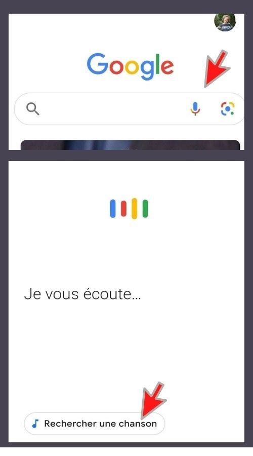 google chanson
