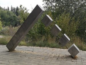 Jardin Botanique sculptures