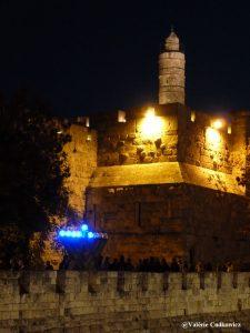Hanouka porte de Jaffa
