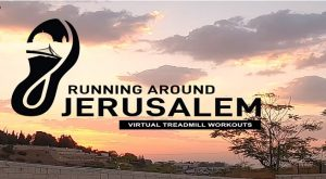 Running in Jerusalem