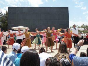 danse au musée d'Israël