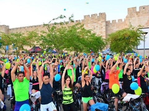 semaine israélienne du sport 2021