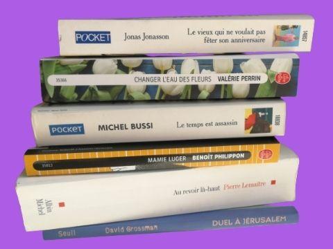 livres français 2021