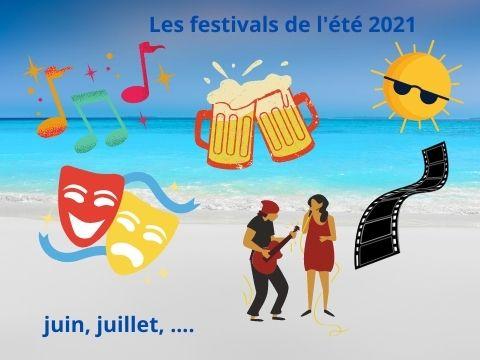 festival été 2021