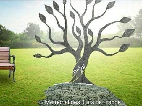 mémorial juif france