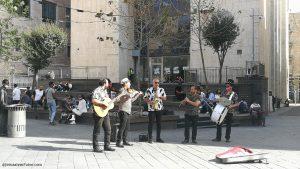 musique au centre ville
