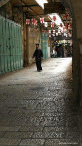 quartier chrétien de la vieille ville