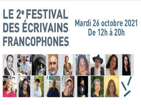 festival écrivains francophones 2021