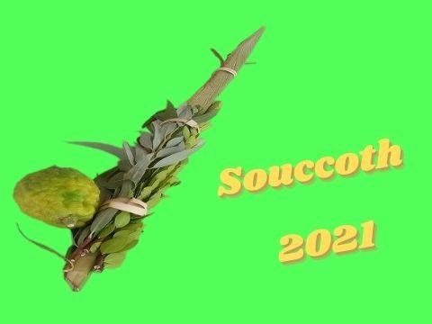 Souccot 2021